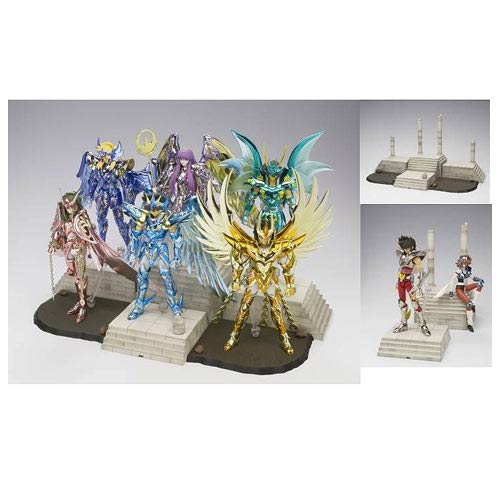 Saint Seiya Saint Cloth Myth Action Figure Display Stage