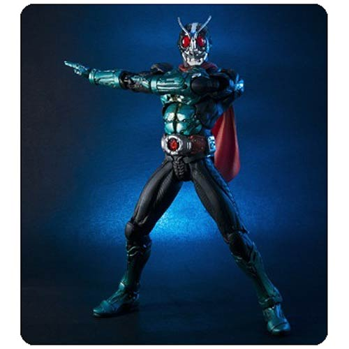 Kamen Rider No. 2 Old Version SIC Action Figure
