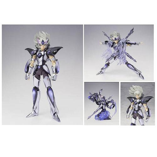 Saint Seiya Omega Orion Eden Die-Cast Metal Action Figure