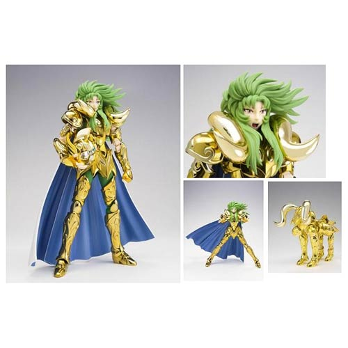 Saint Seiya Aries Shion Holy War Saint Cloth Myth Ex Figure