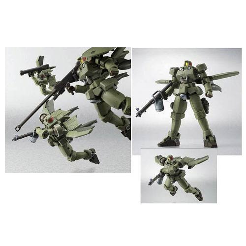 Mobile Suit Gundam Wing Leo Flight Unit Action Figure