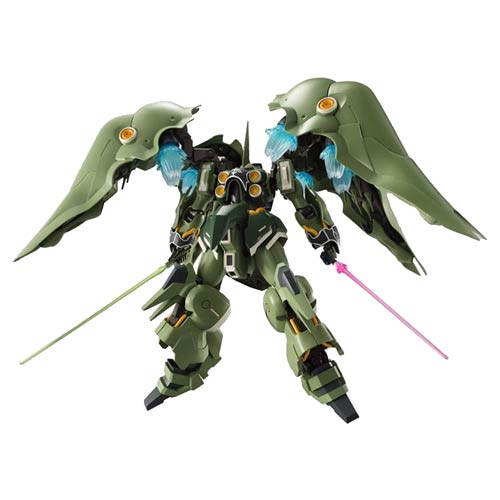 Gundam Unicorn Kshatriya Robot Spirits Action Figure