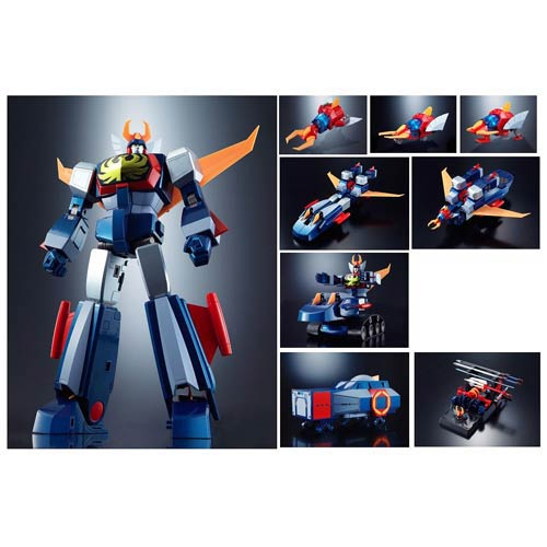 Trider G7 Soul of Chogokin Die-Cast Metal Action Figure