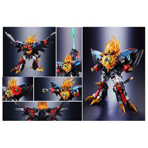 King of Braves Genesic GaoGaiGar Die-Cast Action Figure