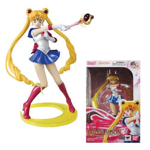 Sailor Moon Figuarts ZERO 7 1/2-Inch Statue