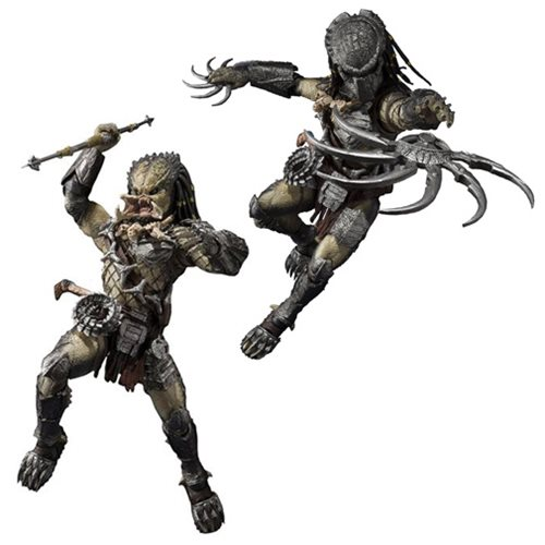 Alien vs. Predator Requiem Heavy Armed Predator Wolf Figure