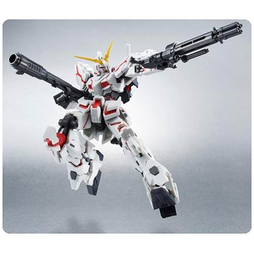 Gundam Unicorn Full Armor Robot Spirits Action Figure