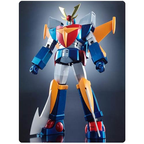 Daitarn 3 GX-65 Soul of Chogokin Die-Cast Action Figure