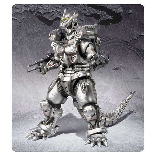 Godzilla Kiryu Heavy Arms Version SH MonsterArts Figure
