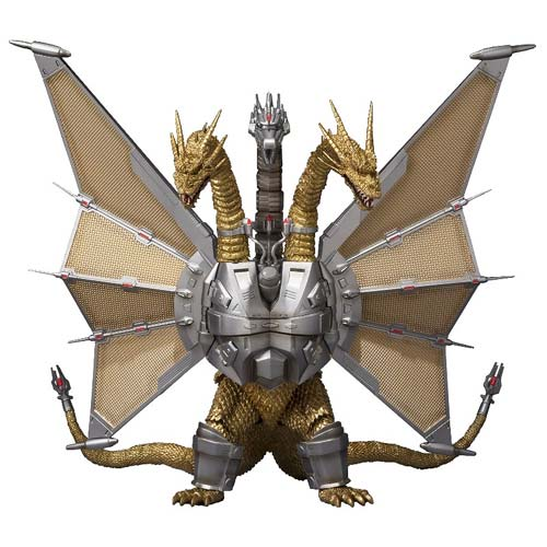 Godzilla Mecha King Ghidorah SH MonsterArts Action Figure