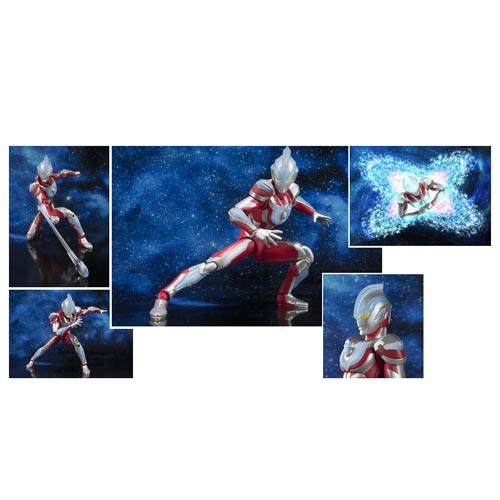 Ultraman Ginga Ultra-Act Action Figure