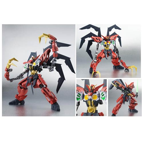 Gundam X Gundam Virsago Chest Break Action Figure