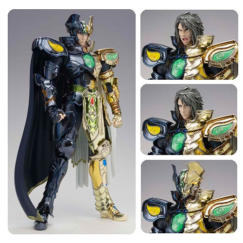 Saint Seiya Legend of Sanctuary Gemini Saga Action Figure