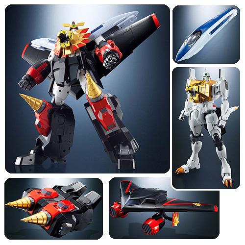 King of Braves GaoGaiGar GX-68 Chogokin Action Figure