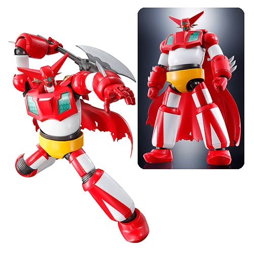 Getter Robo Getter-1 Super Robot Chogokin Action Figure