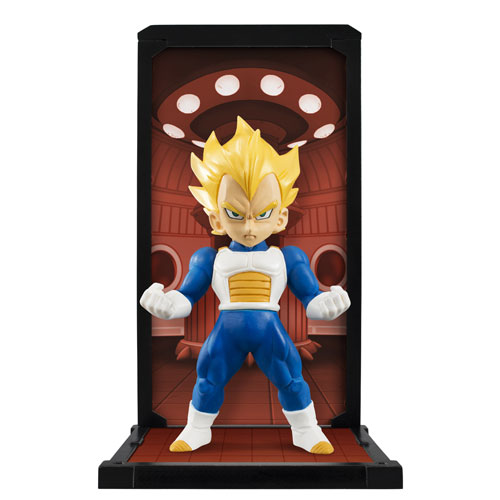 Dragon Ball Z Super Saiyan Vegeta Tamashii Buddies Statue