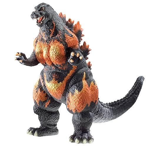 Godzilla Burning Godzilla Vinyl Figure