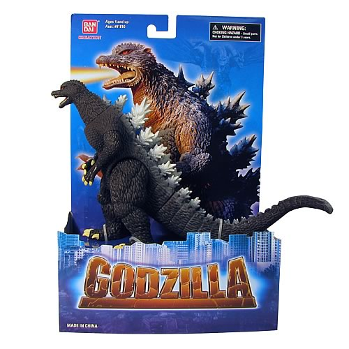 Godzilla Final Wars Vinyl Figure
