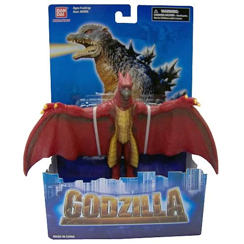 Godzilla Rodan Final Wars Vinyl Figure