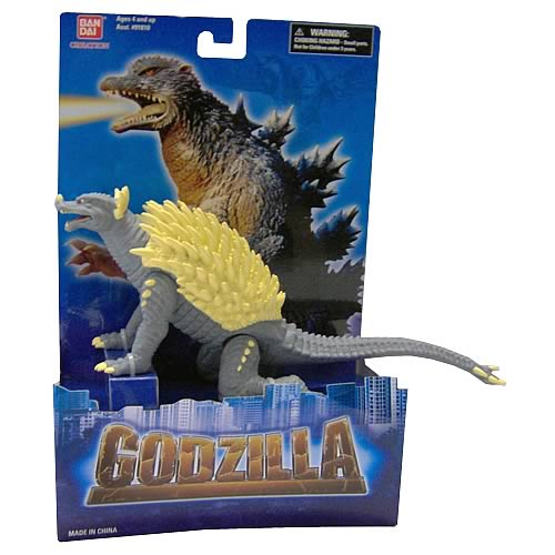 Godzilla Anguirus Final Wars Vinyl Figure