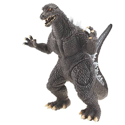 Godzilla Final Wars Deluxe Vinyl Figure