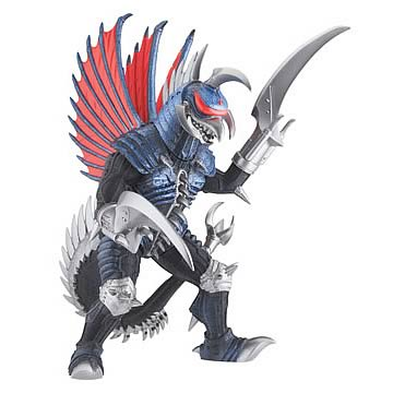 Godzilla Gigan Final Wars 2004 Deluxe Vinyl 11-Inch Figure