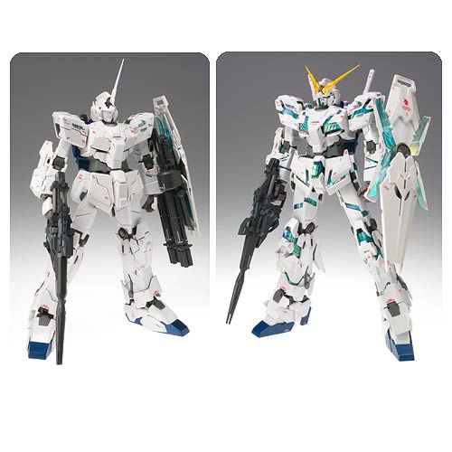 Unicorn Gundam Destroy Mode GFFMC Die-Cast Action Figure