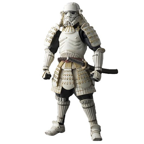 Star Wars Ashigaru Stormtrooper Movie Realization Figure