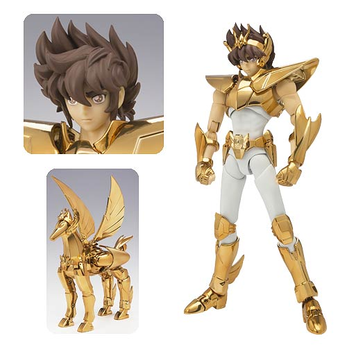 Saint Seiya Pegasus Seiya New Bronze Cloth Action Figure