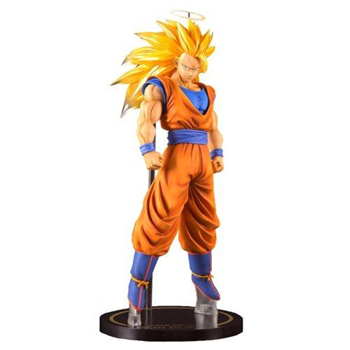 Dragon Ball Z Super Saiyan 3 Goku Figuarts Zero Ex Statue