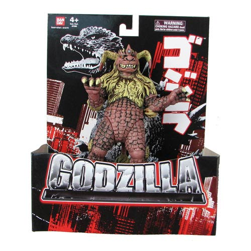 Godzilla King Caesar Wave 4 Collectible Action Figure