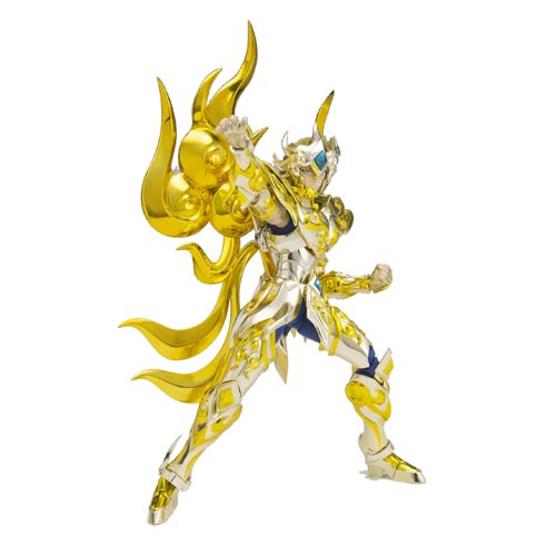 God Gold Cloth Myth Cloth ex Leo Aiolia God Cloth Myth