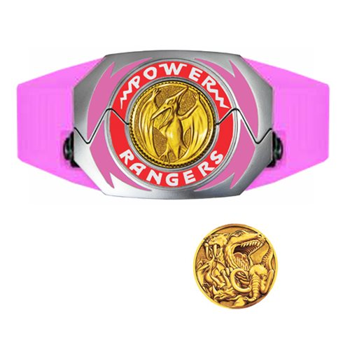 MMPR The Movie Legacy Edition Pink Ranger Morpher