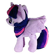 My Little Pony Friendship is Magic Twilight Sparkle with open wings 12-Inch Plush