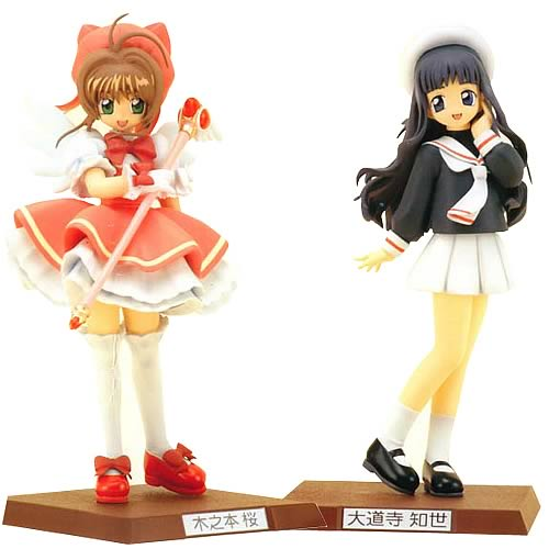 Card Captor Sakura High Grade Statue 2-Pack