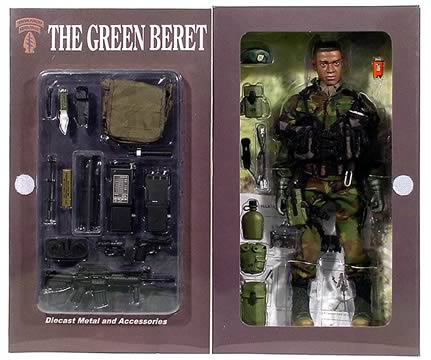 12 in. Green Beret, Rogue