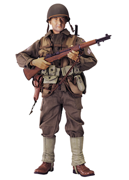 WWII US Army 5th Ranger