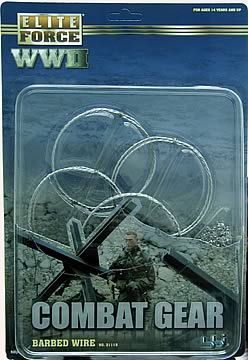1:6 Scale Barbed Wire