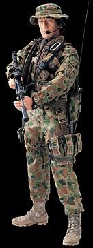 12 in. Australian Sergeant