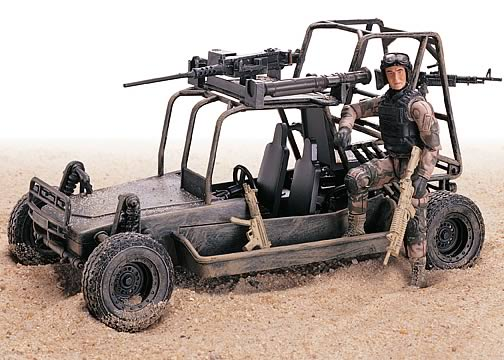 1:18 USMC Desert Patrol  Buggy: Elite Force