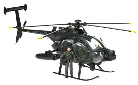 1:18 AH-6 Little Bird