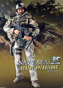 12 in. Navy Seal Team 3 Figure