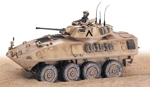 1:18 USMC Light Armored Vehicle