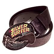 Marvel Retro Collection Silver Surfer Belt and Buckle