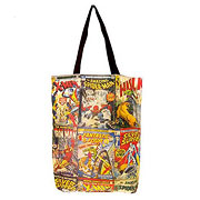 Marvel Retro Collection Tote Bag
