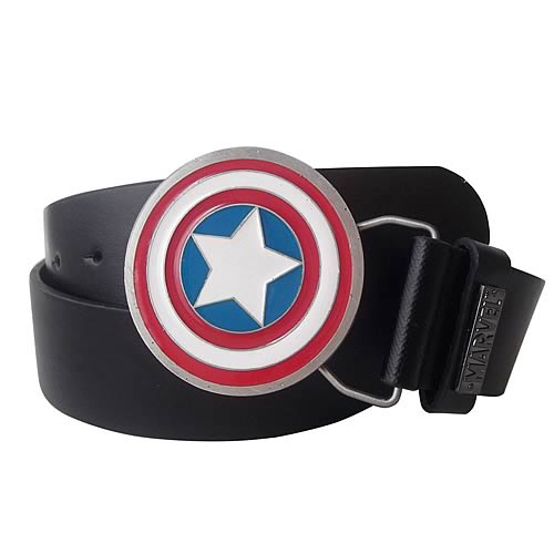 Marvel Retro Collection Captain America Belt and Buckle