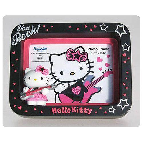 Hello Kitty Collection You Rock Small Picture Frame