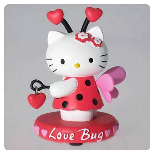 Hello Kitty Collection Love Bug Statue