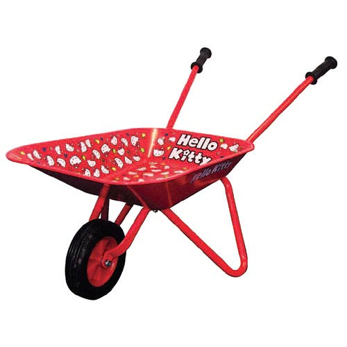 Hello Kitty Collection Children's Gardening Wheel Barrow
