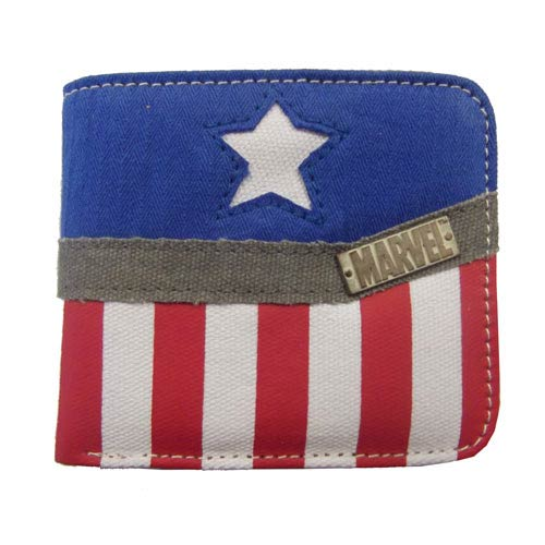 Captain America Collection Wallet